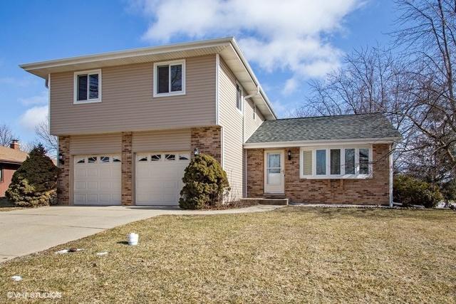 133 S Knollwood Drive, Schaumburg, IL 60193 (MLS #10270702) :: Baz Realty Network | Keller Williams Preferred Realty