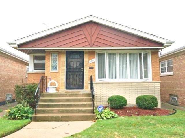 3831 W 81st Place, Chicago, IL 60652 (MLS #10270706) :: The Dena Furlow Team - Keller Williams Realty