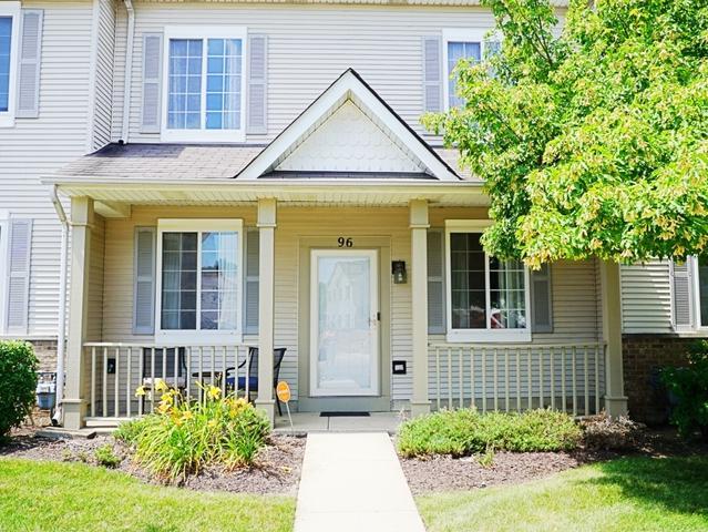 96 Strawflower Court, Romeoville, IL 60446 (MLS #10270719) :: Angela Walker Homes Real Estate Group
