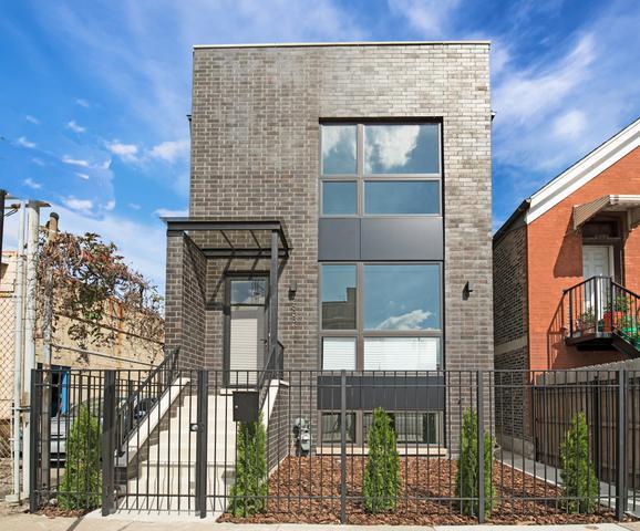 2658 W Grand Avenue, Chicago, IL 60612 (MLS #10270734) :: The Perotti Group | Compass Real Estate