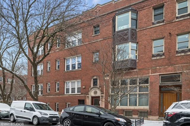 743 W Buckingham Place #2, Chicago, IL 60657 (MLS #10270856) :: Leigh Marcus | @properties