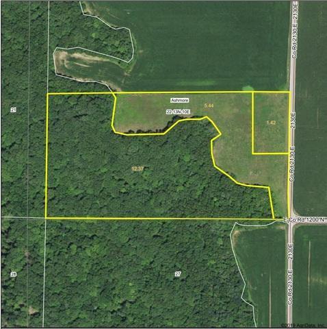 1200 N 2130 E Road, Ashmore, IL 61912 (MLS #10270861) :: The Mattz Mega Group