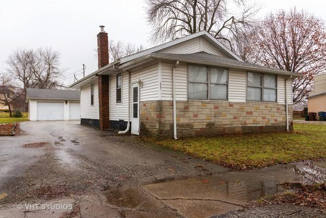 357 W Grant Street, St. Anne, IL 60964 (MLS #10270984) :: The Dena Furlow Team - Keller Williams Realty