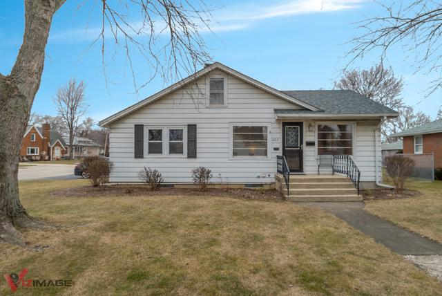 602 E Division Street, Lockport, IL 60441 (MLS #10271051) :: The Wexler Group at Keller Williams Preferred Realty