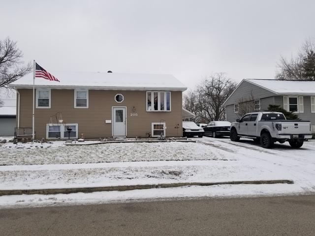205 Montrose Drive, Romeoville, IL 60446 (MLS #10271101) :: Baz Realty Network | Keller Williams Preferred Realty