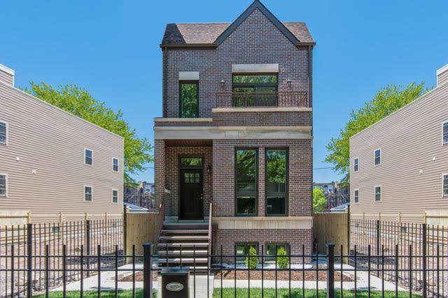 4317 S Calumet Avenue, Chicago, IL 60653 (MLS #10271127) :: The Dena Furlow Team - Keller Williams Realty