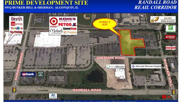 0 Sherman Road, Algonquin, IL 60102 (MLS #10271207) :: Baz Realty Network | Keller Williams Preferred Realty