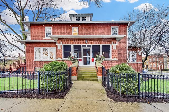 2625 W Ardmore Avenue, Chicago, IL 60659 (MLS #10271231) :: The Dena Furlow Team - Keller Williams Realty