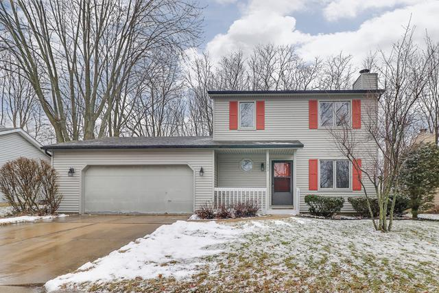 1303 Clover Lane, Normal, IL 61761 (MLS #10271248) :: Berkshire Hathaway HomeServices Snyder Real Estate