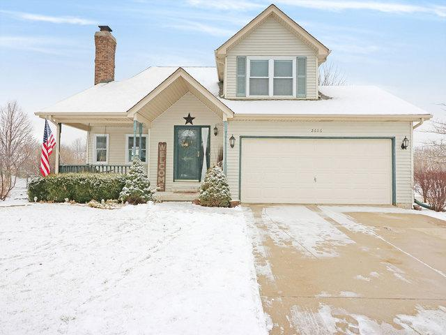 2606 Lakeridge Drive, Lockport, IL 60441 (MLS #10271342) :: The Wexler Group at Keller Williams Preferred Realty