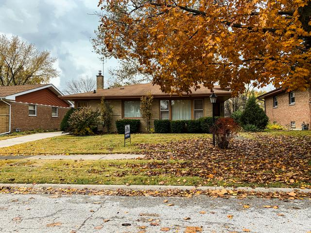 16416 Greenwood Avenue, South Holland, IL 60473 (MLS #10271351) :: Baz Realty Network | Keller Williams Preferred Realty