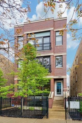1515 N Claremont Avenue #2, Chicago, IL 60622 (MLS #10271572) :: Property Consultants Realty