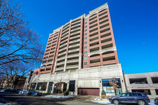 828 W Grace Street P-13, Chicago, IL 60613 (MLS #10271661) :: Baz Realty Network | Keller Williams Preferred Realty