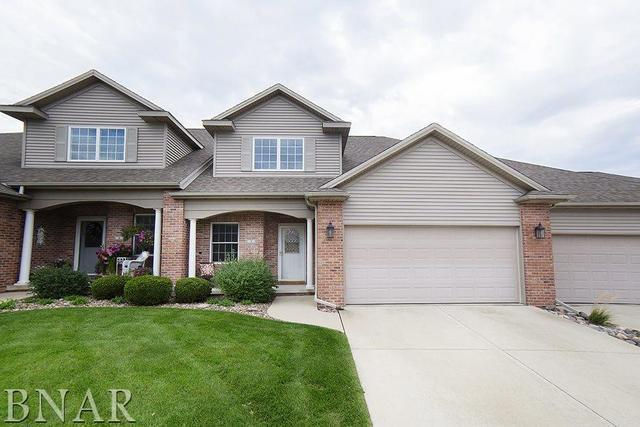8 Monarch Drive, Bloomington, IL 61704 (MLS #10271664) :: Janet Jurich Realty Group