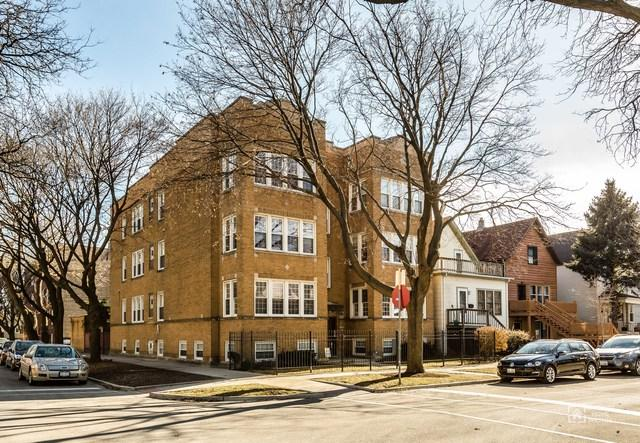 5125 N Claremont Avenue 1S, Chicago, IL 60625 (MLS #10271675) :: The Dena Furlow Team - Keller Williams Realty
