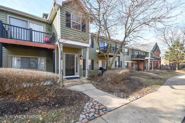 1529 Raymond Drive #204, Naperville, IL 60563 (MLS #10271776) :: Baz Realty Network | Keller Williams Preferred Realty