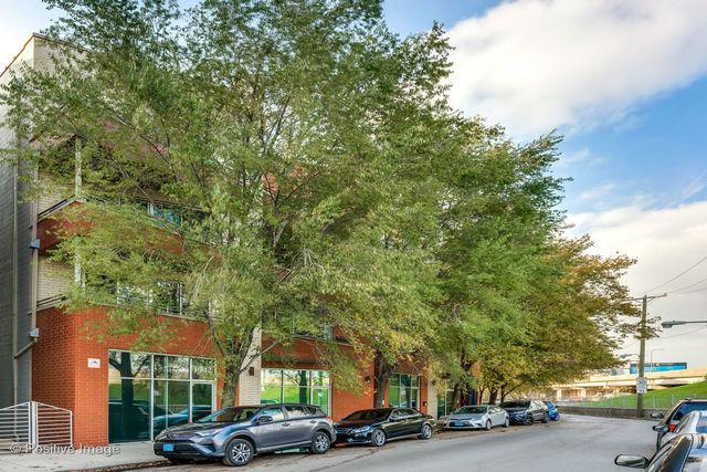 1642 N Bosworth Avenue 4N, Chicago, IL 60642 (MLS #10271793) :: The Perotti Group | Compass Real Estate