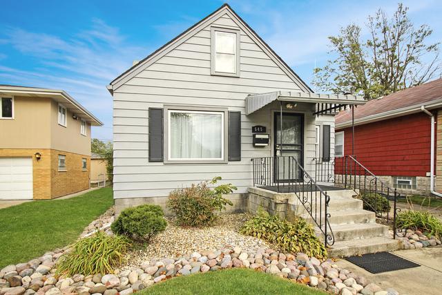 545 Gordon Avenue, Calumet City, IL 60409 (MLS #10271849) :: The Dena Furlow Team - Keller Williams Realty