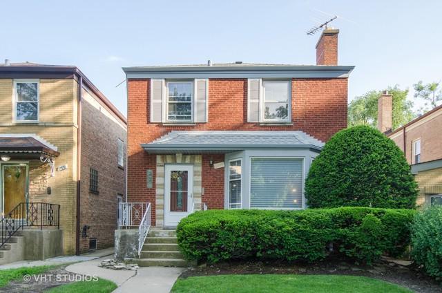 2635 W Jarlath Street, Chicago, IL 60645 (MLS #10271876) :: The Dena Furlow Team - Keller Williams Realty