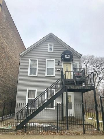 1530 S Komensky Avenue, Chicago, IL 60623 (MLS #10271888) :: The Dena Furlow Team - Keller Williams Realty