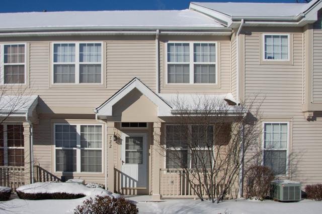 722 Morris Court #722, Lakemoor, IL 60050 (MLS #10271911) :: Ryan Dallas Real Estate