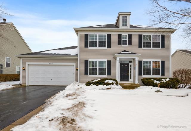 2865 Mansfield Court, West Chicago, IL 60185 (MLS #10271914) :: Baz Realty Network | Keller Williams Preferred Realty