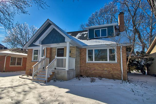 5122 Lawn Avenue, Western Springs, IL 60558 (MLS #10271960) :: The Wexler Group at Keller Williams Preferred Realty