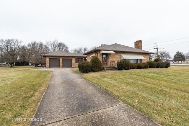 509 Miller Street, Beecher, IL 60401 (MLS #10272032) :: Baz Realty Network | Keller Williams Preferred Realty
