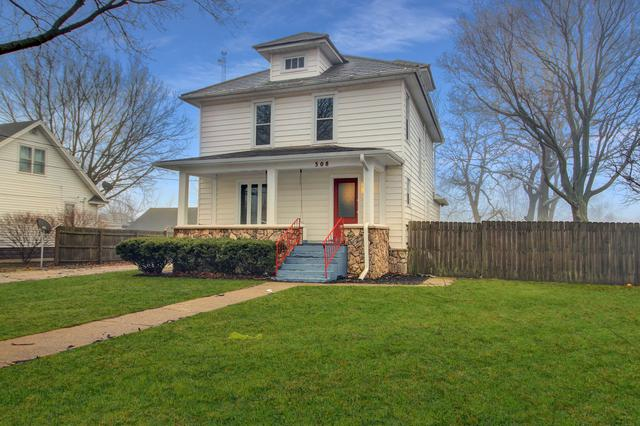 308 E Washington Street, Ashkum, IL 60911 (MLS #10272087) :: The Dena Furlow Team - Keller Williams Realty