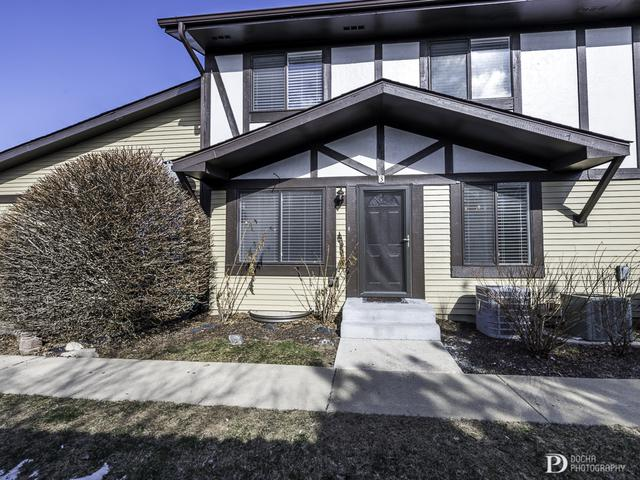 29W553 N Winchester Circle #3, Warrenville, IL 60555 (MLS #10272196) :: The Dena Furlow Team - Keller Williams Realty