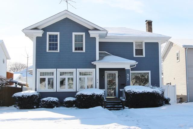 517 E Washington Street, Morris, IL 60450 (MLS #10272204) :: The Wexler Group at Keller Williams Preferred Realty