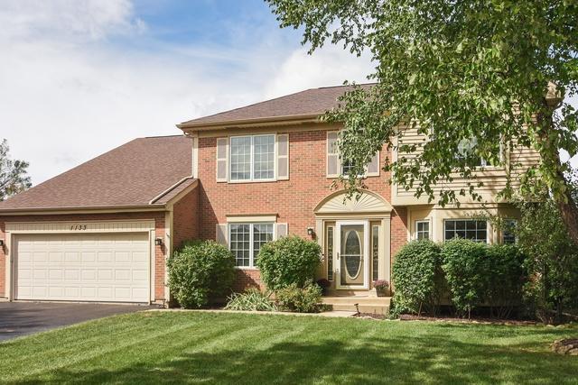1133 Berkshire Lane, Barrington, IL 60010 (MLS #10272235) :: The Jacobs Group