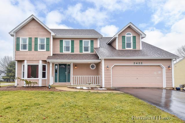 2422 Worthington Drive, Aurora, IL 60506 (MLS #10272252) :: HomesForSale123.com