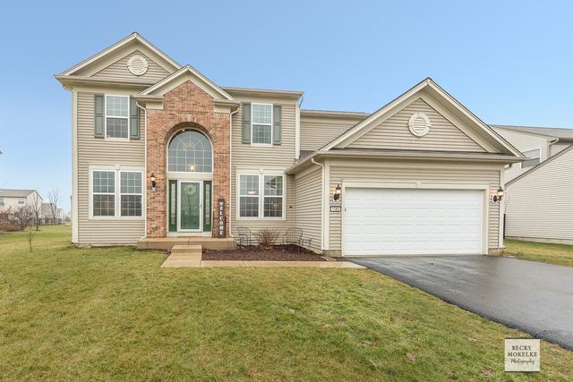 1585 Orchid Street, Yorkville, IL 60560 (MLS #10272279) :: Helen Oliveri Real Estate