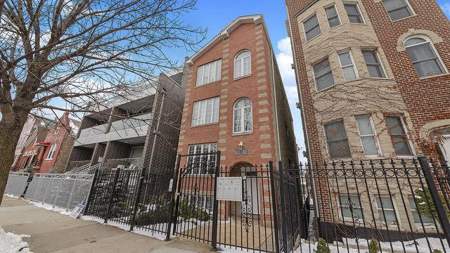 1333 N Bosworth Avenue #1, Chicago, IL 60642 (MLS #10272308) :: Property Consultants Realty