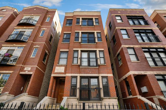 2627 W Belmont Avenue #1, Chicago, IL 60618 (MLS #10272382) :: The Dena Furlow Team - Keller Williams Realty