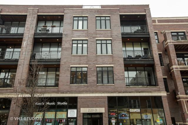2129 W Belmont Avenue 2W, Chicago, IL 60618 (MLS #10272402) :: The Dena Furlow Team - Keller Williams Realty