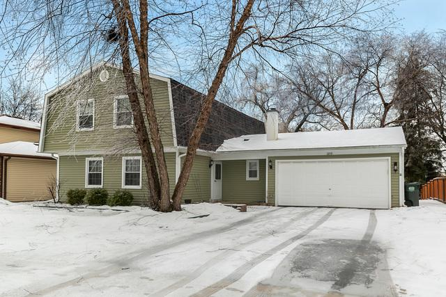 1299 W New Britton Drive, Hoffman Estates, IL 60192 (MLS #10272421) :: Baz Realty Network | Keller Williams Preferred Realty