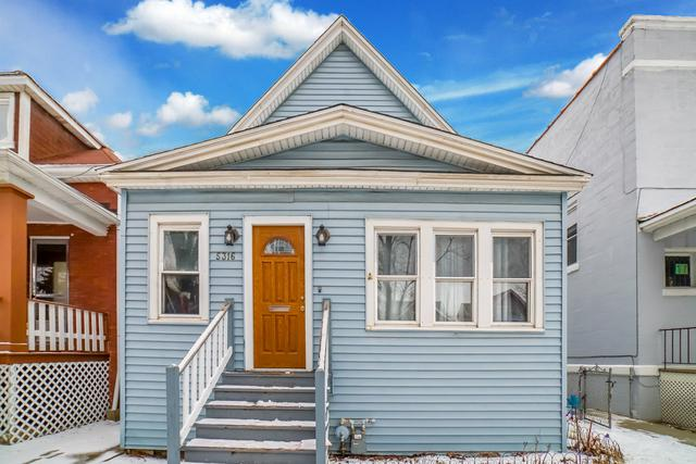 5316 W 23rd Street, Cicero, IL 60804 (MLS #10272467) :: Baz Realty Network   Keller Williams Preferred Realty
