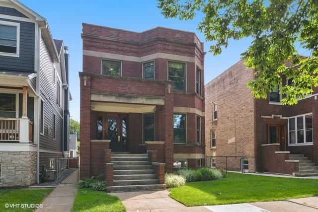4125 N Springfield Avenue, Chicago, IL 60618 (MLS #10272480) :: Baz Realty Network | Keller Williams Preferred Realty