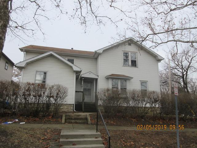 421 N Center Street, Joliet, IL 60435 (MLS #10272495) :: The Dena Furlow Team - Keller Williams Realty
