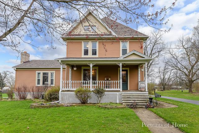 215 E Galena Street, Big Rock, IL 60505 (MLS #10272517) :: Helen Oliveri Real Estate