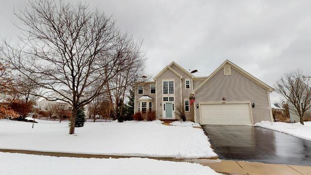 407 Oxford Lane, Lake Villa, IL 60046 (MLS #10272562) :: Baz Realty Network | Keller Williams Preferred Realty
