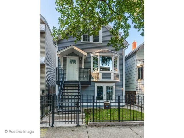 2036 W Melrose Street, Chicago, IL 60618 (MLS #10272667) :: Baz Realty Network | Keller Williams Preferred Realty