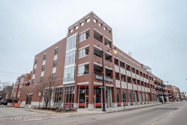 1611 N Hermitage Avenue #201, Chicago, IL 60622 (MLS #10272679) :: The Perotti Group | Compass Real Estate
