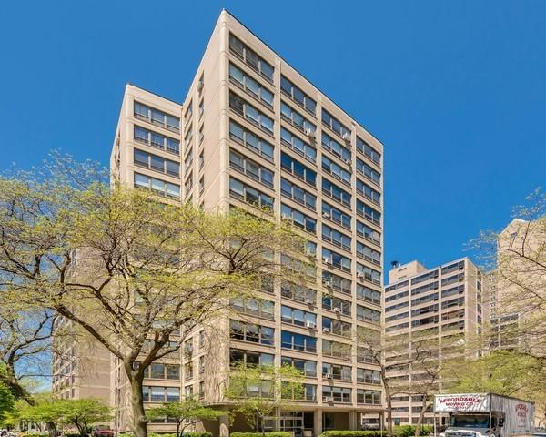 5050 S East End Avenue 14B, Chicago, IL 60615 (MLS #10272721) :: Baz Realty Network | Keller Williams Preferred Realty