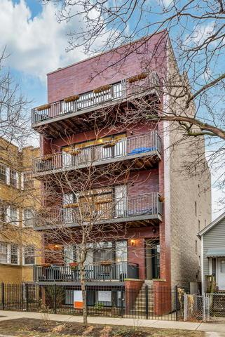 2019 N Whipple Street #2, Chicago, IL 60647 (MLS #10272732) :: The Perotti Group | Compass Real Estate