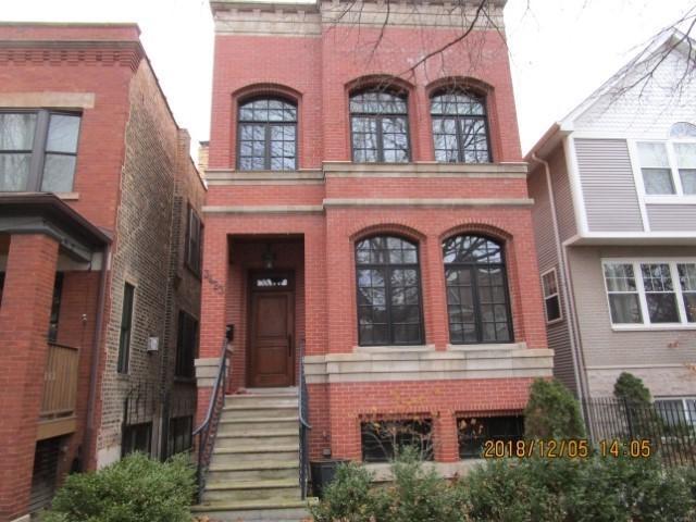 3423 N Leavitt Street, Chicago, IL 60618 (MLS #10272765) :: Baz Realty Network | Keller Williams Preferred Realty