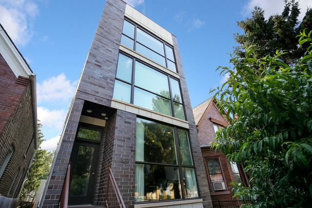 827 N Rockwell Street #1, Chicago, IL 60622 (MLS #10272774) :: Domain Realty