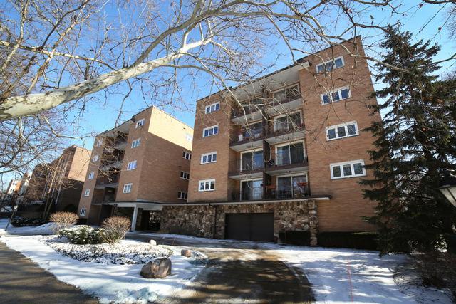 2001 Sherman Avenue #407, Evanston, IL 60201 (MLS #10272831) :: The Dena Furlow Team - Keller Williams Realty